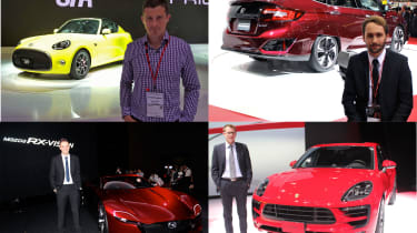 Best cars at Tokyo Motor Show 2015