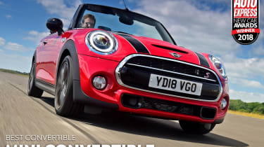 MINI Convertible - Convertible of the Year 2018
