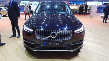 Volvo XC90 Excellence Geneva - front