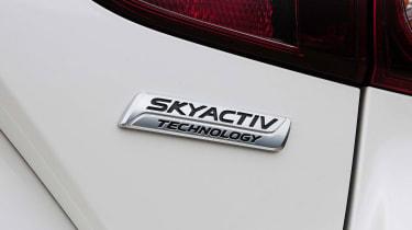 Mazda 3 - badge