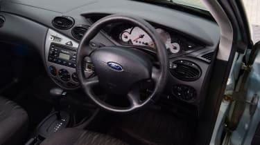 Long term review: Ford Focus Titanium X - old Focus interior