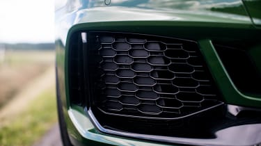 Audi RS 5 Sportback lower grille
