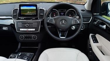 Mercedes GLS 350d AMG 2016 - interior