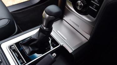 Toyota Land Cruiser - transmission