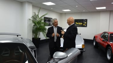 Tom Hartley showroom