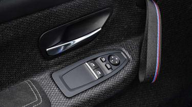 BMW M4 CS - door