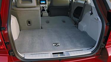 Dodge Caliber SXT Sport boot