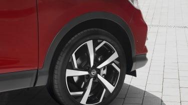 Nissan Qashqai - wheel