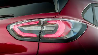 Ford Puma - rear light