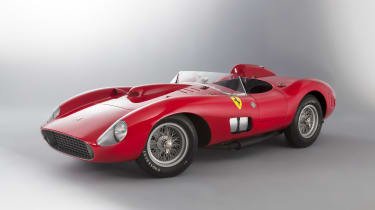 1957 Ferrari 335 - most expensive cars