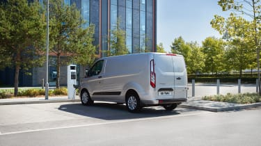 Ford Transit Custom PHEV - Rear