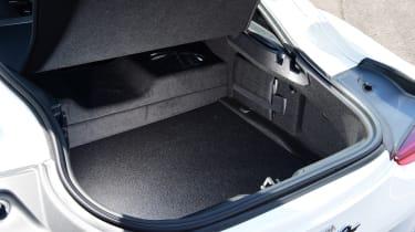 Toyota Supra - boot