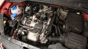 Used Skoda Yeti - engine