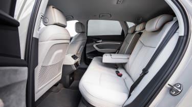 Audi e-tron - back seats