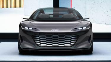 Audi Grandsphere concept - full front