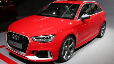Audi RS3 Sportback 2017 - Geneva front quarter 2