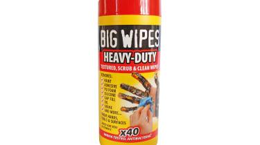 Big Wipes Heavy-Duty