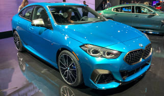 BMW 2 Series Gran Coupe - Los Angeles front
