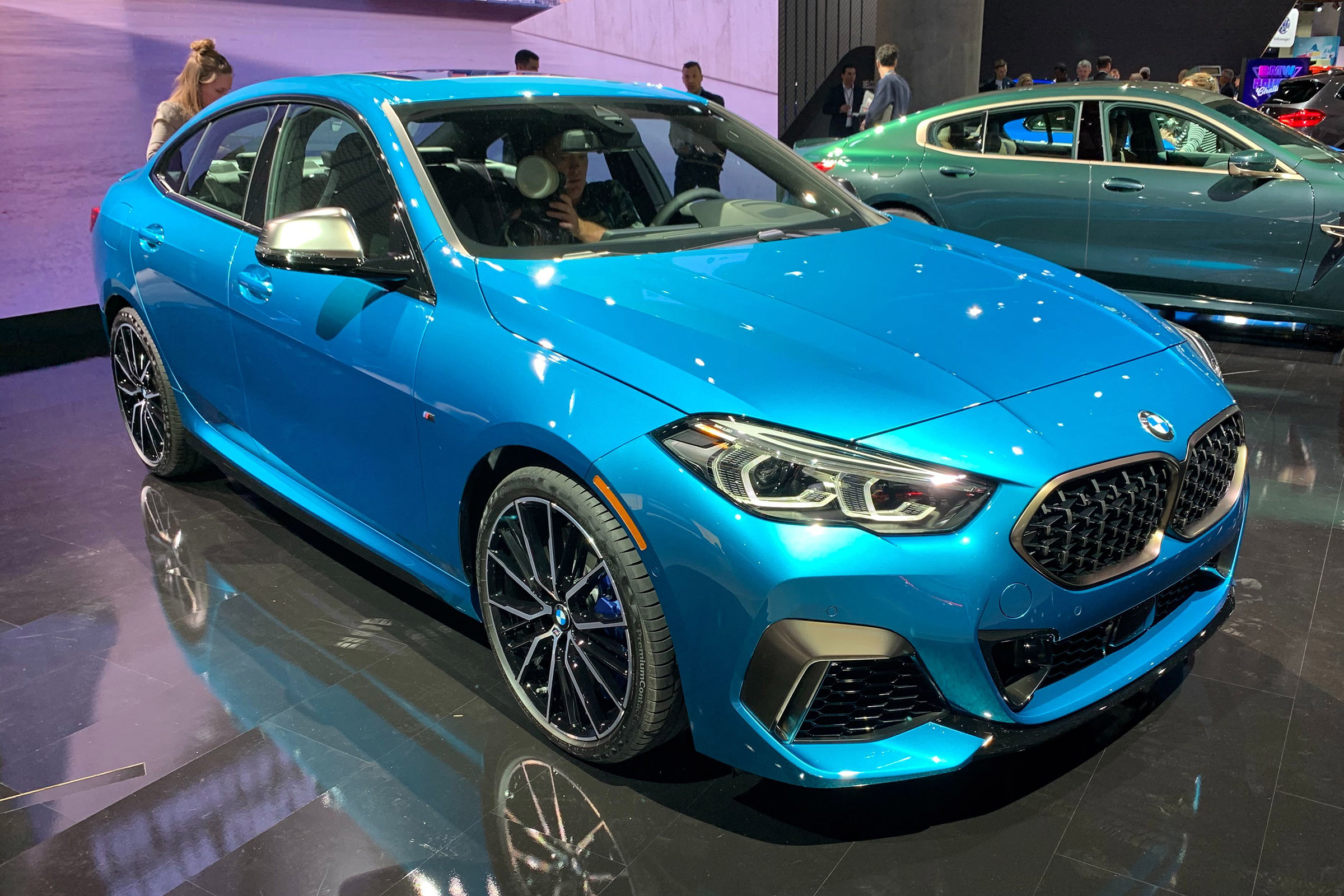 New 2020 Bmw 2 Series Gran Coupe Aims To Topple Mercedes Cla Auto Express