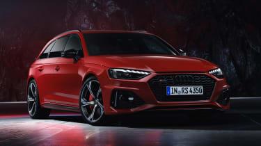 Audi RS 4 Avant - studio front