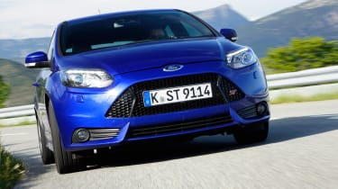 Ford Focus ST-3 front