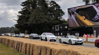 Goodwood Festival of Speed 2018 - parade