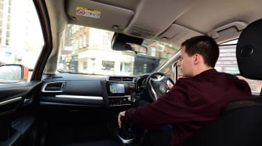 Honda Jazz long-term third report - driving