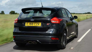 Used Ford Focus ST - rear action