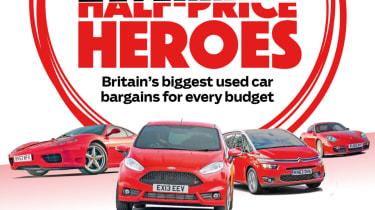 Best motoring features of 2017 - Half-price heroes