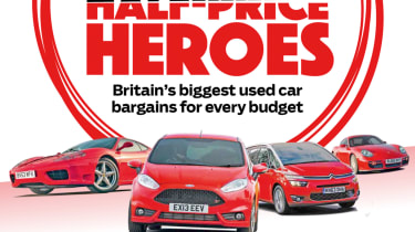 Best motoring features of 2017 - Half-price heroes