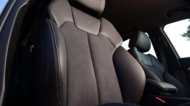 Audi Q5 - seats