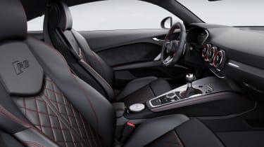 Audi TTRS 2016 - coupe interior 2