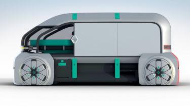 Renault EZ-Pro - side