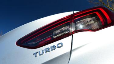 Vauxhall Insignia Grand Sport 2017 rear light 1.5 Turbo