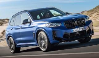 BMW X3 M - front