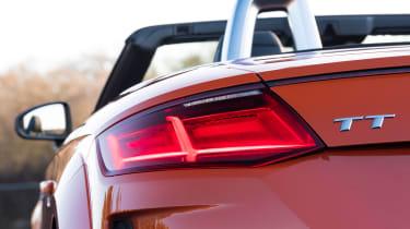 Audi TT Roadster - rear light