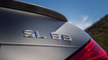 Mercedes-AMG SL 65 - badge detail