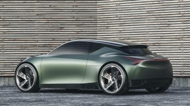 Genesis Mint Concept - rear
