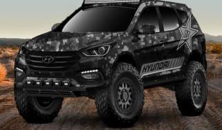 Hyundai Santa Fe Rockstar