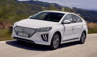 Hyundai Ioniq Electric - front