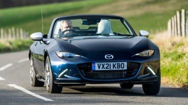 Mazda MX-5 Sport Venture - front action