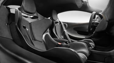 McLaren 600LT - front seats