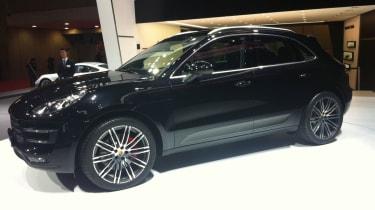 Porsche Macan Tokyo 2013