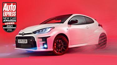 Toyota GR Yaris - New Car Awards 2021