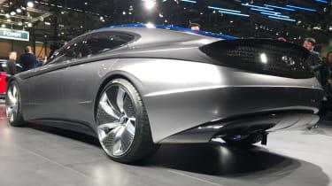 Hyundai Le Fil concept rear quarter lower
