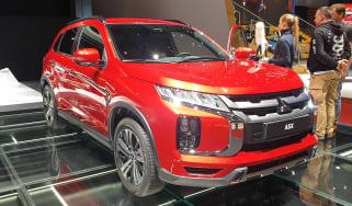 Mitsubishi ASX - Geneva front