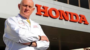 Honda's Swindon factory - Phil Crossman