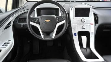 Chevrolet Volt dash