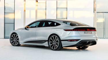 Audi A6 e-tron concept - rear static