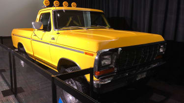 Ford F-150 Ranger - LA Motor Show